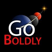 Go Boldly NASA